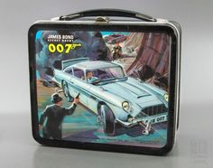 Classic lunch box.