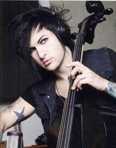 Dear Jinxx,  Is there any instrument you don't know how to play? He is so talented.. <3