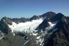 Photo Credits: Public-domain-image > Love the photo? SHaRe, LiKe & RePin > Mountain glaciers #mountainphotography