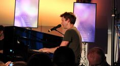 James Blunt Exclusive Concert at the Pyramide Mainz, Germany 29.05.2017
