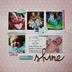 creative kit April - Jana