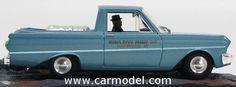 EDICOLA BONDCOL076 1/43 FORD FALCON RANCHERO PICK-UP 1960 - JAMES BOND 007 - GOLDFINGER - MISSIONE GOLDFINGER