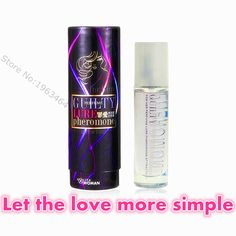 Attractant Cologne Pheromone Perfume 29ml Herbal Extracts Pheromone For Man Aphrodisiac For Women Adult Sex Products Free Ship