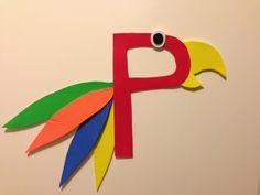 Pin It, Make It: Animal Alphabet: Letter C - Chameleon
