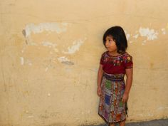Guatamelan girl.