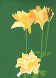 季節の花。バラの花。2018/6/20パートの給料日まで、後5日!!