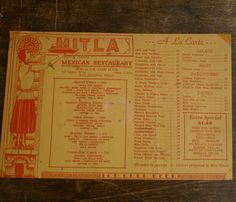 26 best mexican menus images mexican menu cafe menu menu design