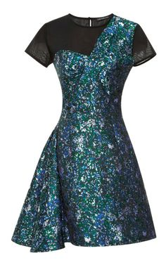 The perfect holiday party dress from Timo Weiland Now Available on Moda Operandi