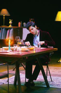 (Teaser) Suho for STATION song titled Dinner. To be realeased 10 march Chanyeol Baekhyun, Exo Kai, Exo Korean, Korean Boy, Kim Joon Myeon, Exo Ot12, Kpop Exo, Exo Members, To My Future Husband