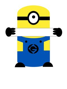 Minion Door Tag inspired by this page http://img.docstoccdn.com/thumb/orig/102499356.png