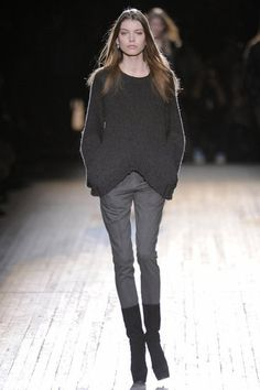 This Theory look will definitely be my fall uniform!