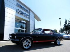AutoTrader Classics - 1967 Ford Mustang Black   Muscle & Pony Cars   Lynnwood, WA