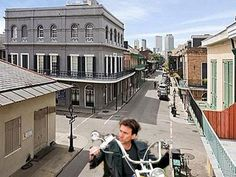 Nicolas Cage's LaLaurie House (Note: Nic Cage is alive)