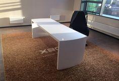 WANBEST Custom Design Artificial Stone Manager Desk