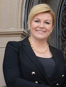 Vip, Pearl Necklace, Pearls, Women, Fashion, President Of Croatia, Belle, Faces, Moda