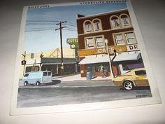 Billy Joel - Streetlife Serenade , record near mint
