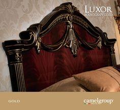 Classic Bedroom Furniture, Luxor