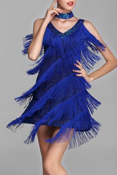 Shop ovence sapphire blue mini sequin choker flapper dress here, find your mini dresses at dezzal, huge selection and best quality. Choker Dress, Dress P, Dresses Online, Evening Gowns, Chokers, Sequins, Style Inspiration, Fashion Design, Fashion Ideas