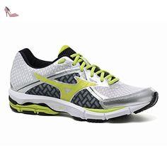 Mizuno - Chaussures Wave Ultima 6 Homme Mizuno - 46 - Blanc - Chaussures mizuno (*Partner-Link)