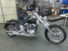 Chopper Kit - Harley-Davidson®2002 FLSTF