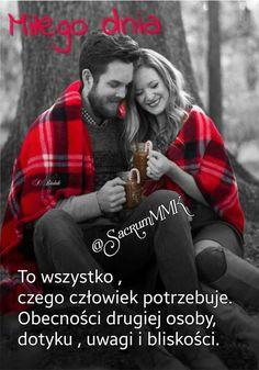 Miłego dnia Couple Goals, Affirmations, Couples, Couple Photos, Poland, Inspiration, Design, Magick, Quotes