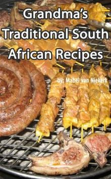 "South Africans love their tradional food and love to try out new recipes as well. As a tribute to their beautiful sunny climate a lot of their entertaining is done outdoors. The traditional ""Braai…  read more at Kobo."