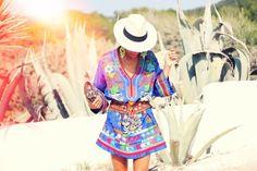 Ibiza style by Lizzy van der Ligt - Fashionscene.nl