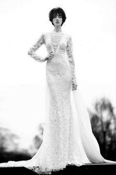 BERTA 2013 Bridal Collection at Brides By Francesca