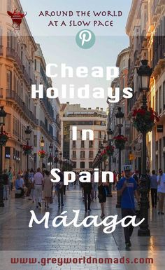 Holidays in Spain: C