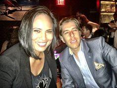 Justin Ross Lee and Ann Suwanjindar