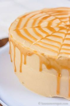 Antique Caramel Cake - this one is for my next company (can't wait!)