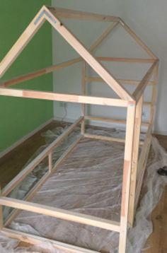 Ikea Kura Hack Ein Kinderbett Mit Dach Zum Selber Bauen In