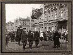 Революцию 1917 года в Тюмени не ждали. Но приняли. Фото из архива историка Сергея Егорова