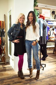 Song of Style: Madewell Store Opening at The Grove