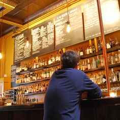 These stellar bars across the country pair fantastic drinks with delicious food.
