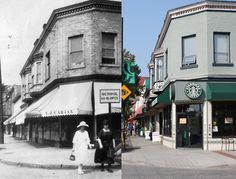 Commercial Drive and 2nd Ave - 1922/2009