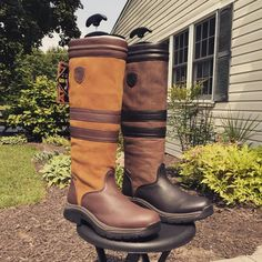 Ariat Breamar boots! Gortex lined and waterproof.