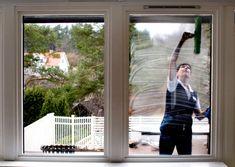 Putsa fönster – 5 knep för ett skinande resultat | Året Runt