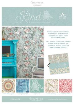 New book collection has just arrived! Bohemian chic! #bohemianchic #girly #floral #elephant