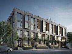 Zinc's 35 Wabash won low-rise project of the year, image courtesy of Zinc