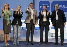 El presidente Rajoy busca el voto de 'los seres humanos normales'
