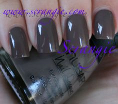 Warm toned grey