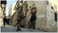 Το Κουτσαβάκι: Οι πυροτεχνουργοί της Συρίας εκκαθαρίζουν τα προάσ...