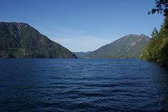 Lake Crescent, Olympic National Park, Washington - Francesc Nolla,, Agama Viatges