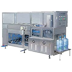 Our range of Automatic Jar Rinsing Filling & Capping. A Machines has a capacity of 20 liters and is widely preferred in various industries across the globe. These machines work on the latest technology and offer high utility and effective performance to the clients.