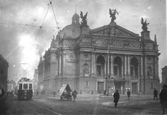 Lviv 1914. Ukraine