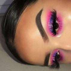 Makeup Eye Looks, Cute Makeup, Gorgeous Makeup, Pretty Makeup, Skin Makeup, Eyeshadow Makeup, Eyeliner, Purple Eyeshadow, Easy Makeup