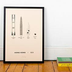 Schön Hong Kong Siebdruck   Alt_image_two