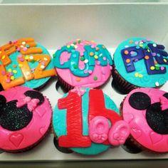 Happy birtday #cupcakes #tortaspersonalizadas #fiestas