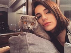 Celebrity, Selfie, Girls, Animals, Animales, Daughters, Animaux, Celebs, Animal Memes
